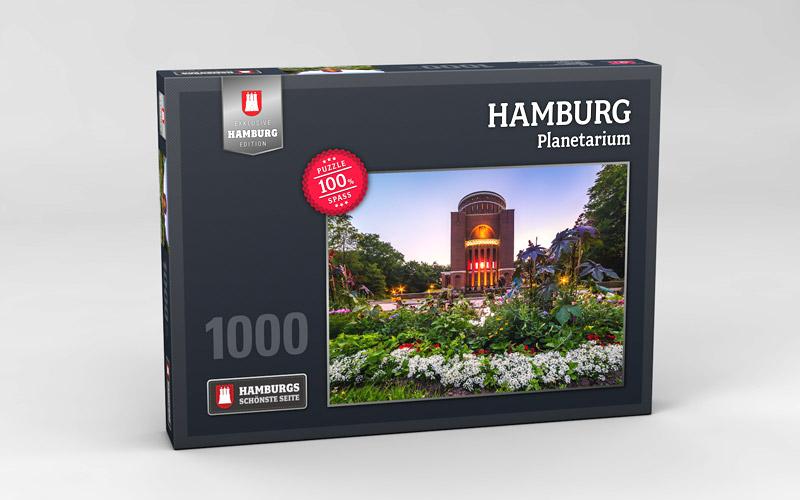 Hamburg Puzzle Planetarium